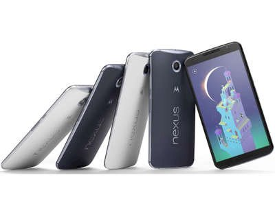 Google Nexus 6 64GB (Motorola)