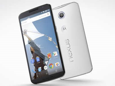 Google Nexus 6 64GB (Motorola) 1