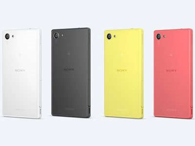 SONY Xperia Z5 Compact 5